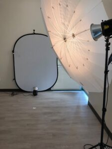 2 light set up